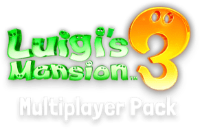 Luigi's Mansion 3 Multiplayer logo