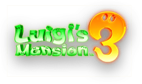 Luigi's Mansion 3 logo