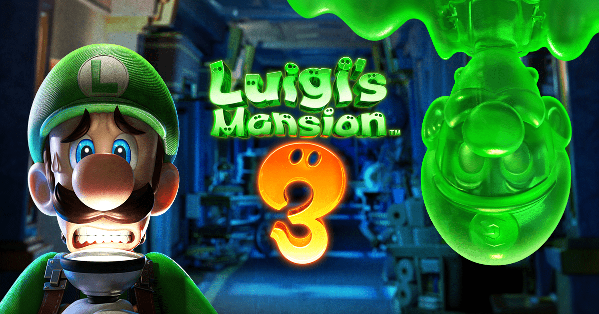 Image result for Luigi's Mansion 3